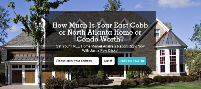 East Cobb Home Values