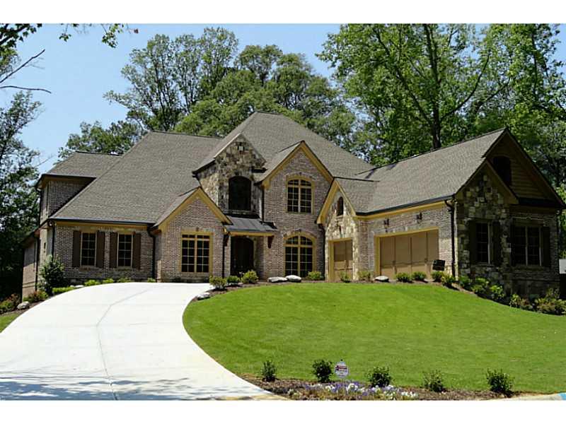 Marietta, GA Homes In Walton High District